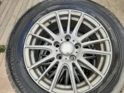 Колеса 215/60 R16 Литье Weds R16 5*114 for Toyota Camry Corolla