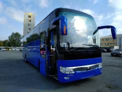 Yutong ZK6122H9. Автобус Ютонг (Yutong ZK-6122) междугородний туристический, 53 места, В кредит, лизинг