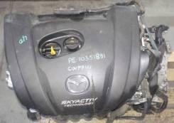 ДВС с КПП, Mazda PE - AT FF Cwffw коса+комп