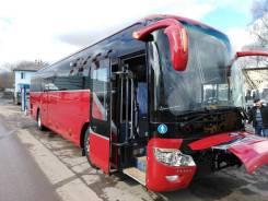 Yutong ZK6121HQ. Автобус Yutong (ютонг) ZK6121HQ туристический междугородний, 57 мест, В кредит, лизинг
