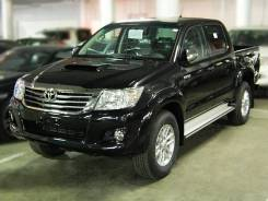 Toyota Hilux. ПТС Toyota HIlux 2013г, чёрный 2,5