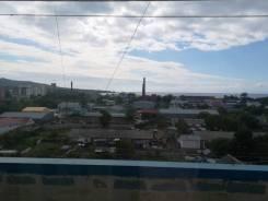 3-комнатная, улица Фанзавод 40. Океанская, частное лицо, 72,9кв.м. Вид из окна днем
