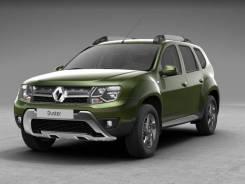Renault Duster. ПТС Renault Daster 1,6, зелёный