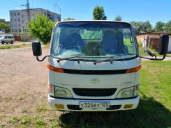 Toyota. Продаётся грузовик Duna 2002, 2 700куб. см., 2 000кг., 4x4