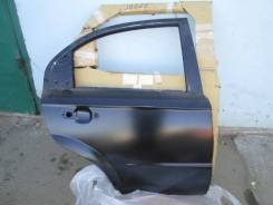 Дверь задняя правая Chevrolet Aveo седан (T250)