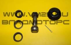 Рем. к-т рулевого наконечника /HD, FUSO, BS106 продольн. тяги, Novus попер. (L=103, 30*32*38) (OEM)