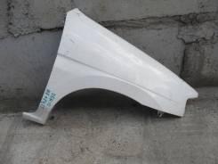 Крыло переднее правое Mazda Demio DW3W, DW5W 1 модель дорестайлинг