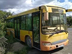 Zhong Tong LCK6830G-5. Автобус zhong tond, 24 места