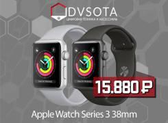 Apple Watch Series 3. GPS, NFC, IP67