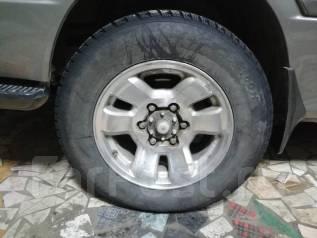 "Toyota. 7.0x16"", 6x139.70, ET15, ЦО 110,0мм."