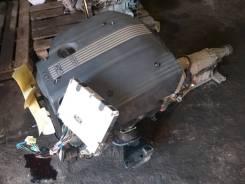 Двигатель+акпп 2JZ-FSE С распила 90 ткм ГТД видео работы