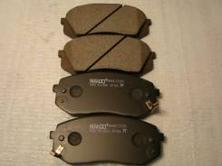 Колодки тормозные передние MPK34
