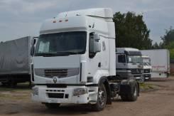 Renault Premium. 380/19T тягач седельный 2008г. в., 10 837куб. см., 11 815кг., 4x2