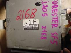Блок управления двс 22611ag380 forester sf5 ej205