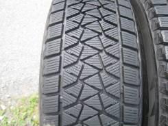 Bridgestone Blizzak DM-V2. зимние, без шипов, 2016 год, б/у, износ 10%