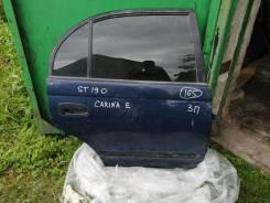 Дверь задняя правая Carina E