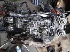 Двигатель ej255 230 лс 2007год forester sg