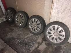 Продам колеса от Субару Трезия (она же Тайота Рактис).