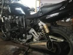 Yamaha XJR 1200. 1 200куб. см., неисправен, птс, с пробегом
