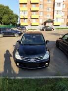 Nissan Tiida. вариатор, передний, 1.5 (109л.с.), бензин, 102тыс. км