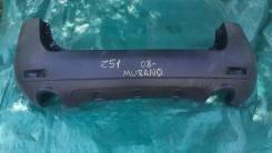 Бампер задний Nissan Murano Z51 (новый)