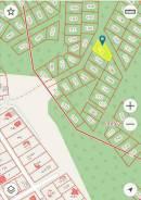 Продажа земельного участка в районе Купеческого. 1 232кв.м., собственность