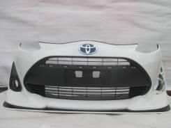 Бампер передний Toyota AQUA NHP10 1Nzfxe /Prius C 12 Оригинал