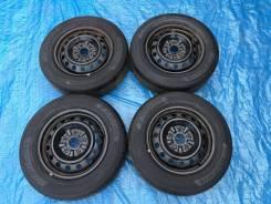 Комплект колес на летней резине Yokohama BluEarth 195/65/15