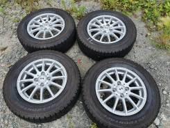 14471 колеса чёткие от марки Weds 14x5.5 ET42 4x100 dia 73