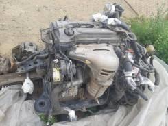 Двигатель с навесным и вариатором estima ahr 10