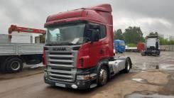 Scania R420LA. Тягач седельный Scania R420 LA4X2MEB, 11 705куб. см., 19 000кг., 4x2
