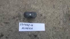 Кнопка центрального замка [252104AA0A] для Nissan Almera III [арт. 230442-4]