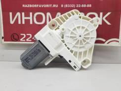 Моторчик стеклоподъемника передний (левый) [8K0959801B] для Audi A6 C7, Audi Q5, Volkswagen Touareg II [арт. 218928-6]