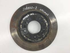 Диск тормозной задний [584113V500] для Hyundai Grandeur V, Kia Optima III, Kia Optima IV [арт. 509870-2]