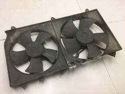 Диффузор с вентиляторами в сборе (дизель) [2132134022] для SsangYong Actyon II [арт. 494874-4]