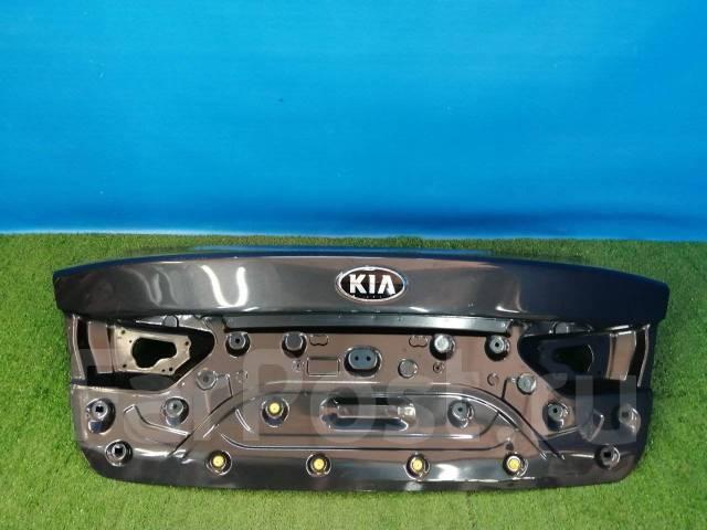 Крышка багажника Kia Optima JF (03.2016 - Н. В. ) 69200D4000