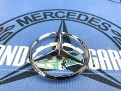 Эмблема Mercedes C-Class, CLA-Class, GLA-Class, ML-Class, GL-Class, GLE-Class, SLK-Class, A-Class 2002 [2037580058A2037580058], задняя
