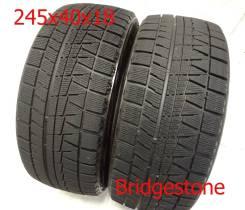 Bridgestone Blizzak Revo GZ. зимние, без шипов, 2010 год, б/у, износ 10%