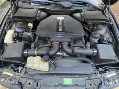 Двигатель BMW S62B50, свап комплект