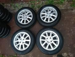 15004 + 15001 Комплект колес из Японии 175/65 R15 на оригиналe Modulo