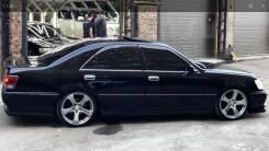 Накладка на порог. Toyota Crown, JZS171, JZS175, JKS175, JZS171W, JZS175W, UZS175