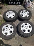Комплект колес резина ЗИМА Mercedes-Benz 215/65/R15 Goodyear Ice Navi