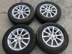 195/65 R15 Dunlop DSX-2 литые диски 5х114.3 (L34-1504)