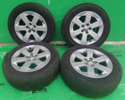 Колеса Goodyear Gt-eco stage 186/65 R15, диски Toyota Prius NHW20