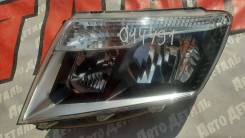 Фара левая Nissan Terrano D10 Ниссан Террано 2014