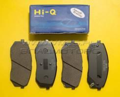 Колодки тормозные передние /Sonata 09-, Tucson (4WD) 09-, Carens 06-, Rondo 06-, Cadenza 10- (HI-Q)