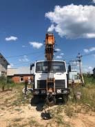 Силач КТА-25. Продается Автокран МАЗ-КТА-25, 11 150куб. см., 21,80м.