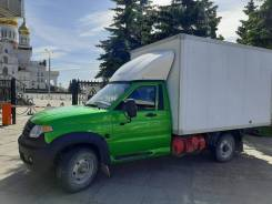 УАЗ Профи. Uaz Profi грузовой фургон УАЗ-236022-01, 2 693куб. см., 1 046кг., 4x4