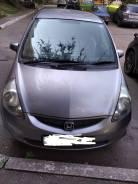 Honda Fit. вариатор, передний, 1.3 (86л.с.), бензин, 125 000тыс. км