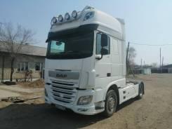 DAF XF106. Продается ДаФ седельный тягач, 13 000куб. см., 19 500кг., 4x2
